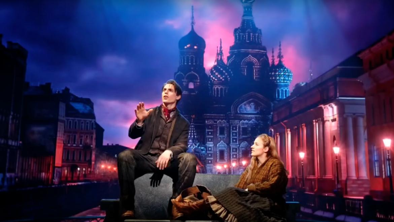 'Anastasia' Comes To Broadway April 2017