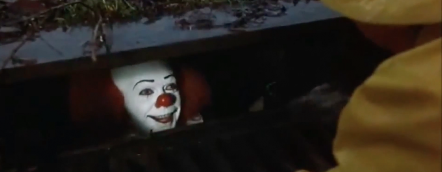 Here's Your First Look At Pennywise The Dancing Clown In The New 'It' Adaptation