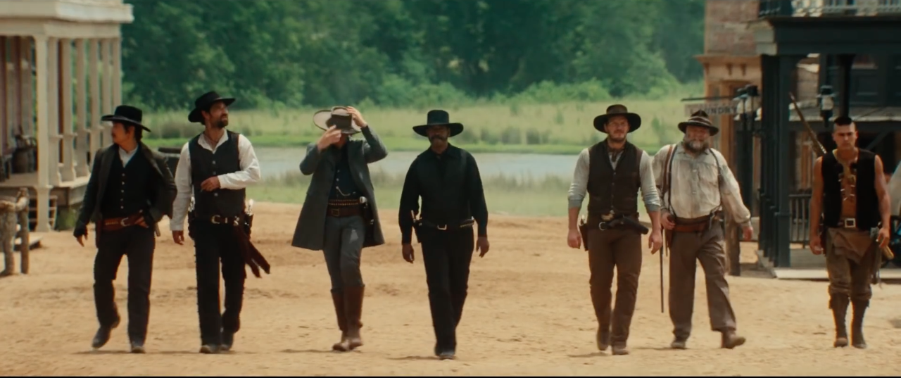 Watch The Two New 'Magnificent Seven' Trailers