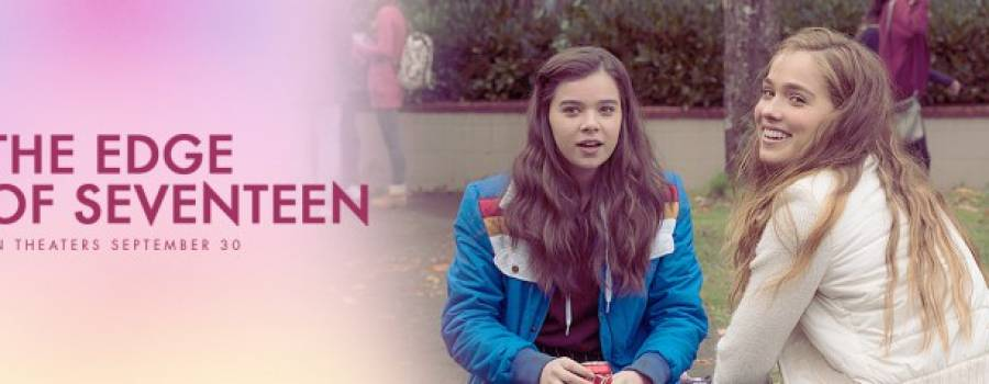 Red Band Trailer For High School Comedy 'The Edge of Seventeen.'