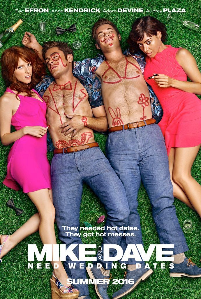 'Mike And Dave Need Wedding Dates' Review