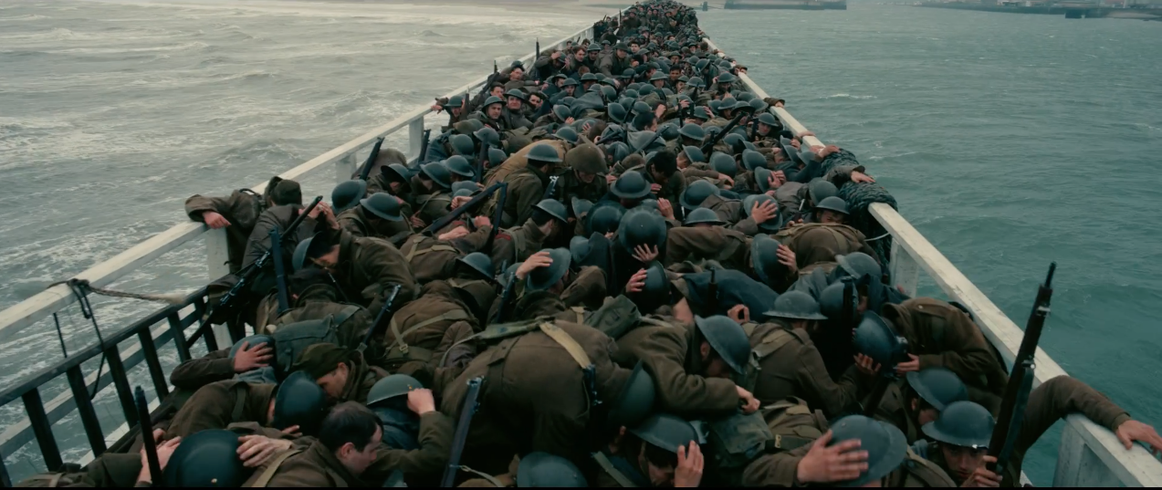 Watch The First Trailer For Christopher Nolan's 'Dunkirk'