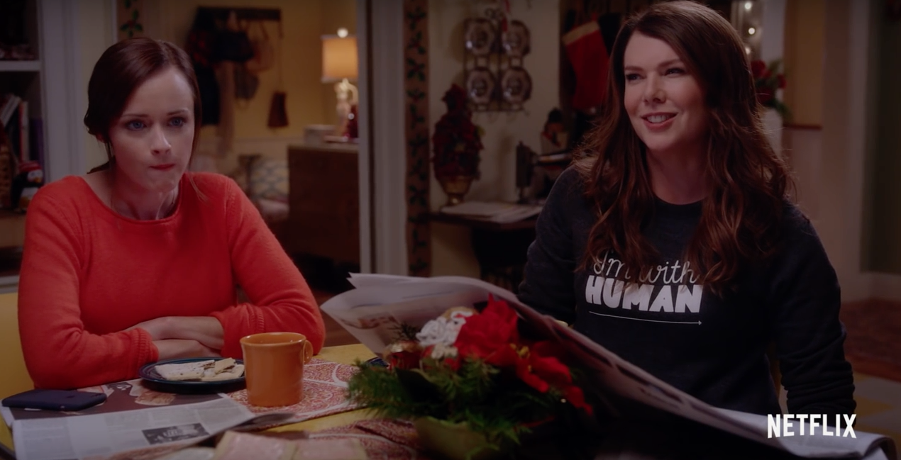 'Gilmore Girls: A Year In The Life' Has A Trailer And A Release Date