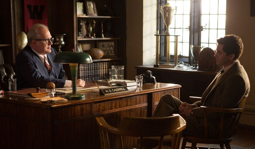 'Indignation' Review
