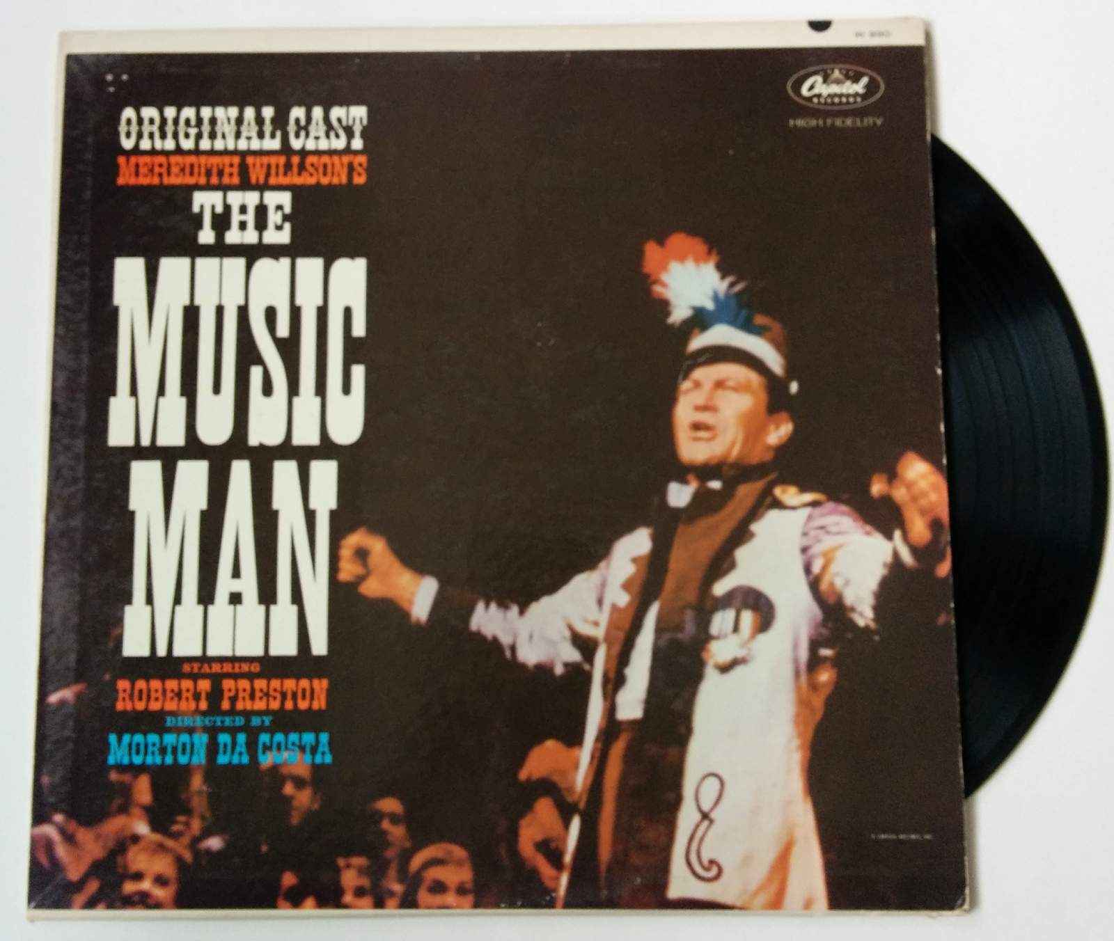 music man soundtrack