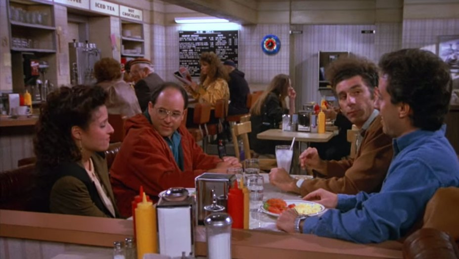 Behold: A Comedian Has Written The 'Seinfeld' 9/11 Episode
