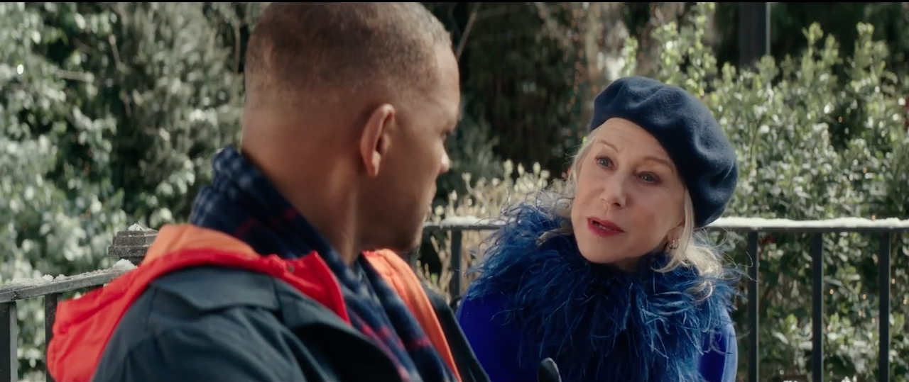 The Trailer For 'Collateral Beauty' Is…Something