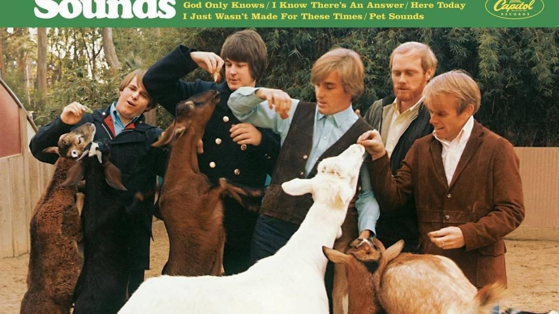 Wednesday Listicles: Top Ten Beach Boys Songs