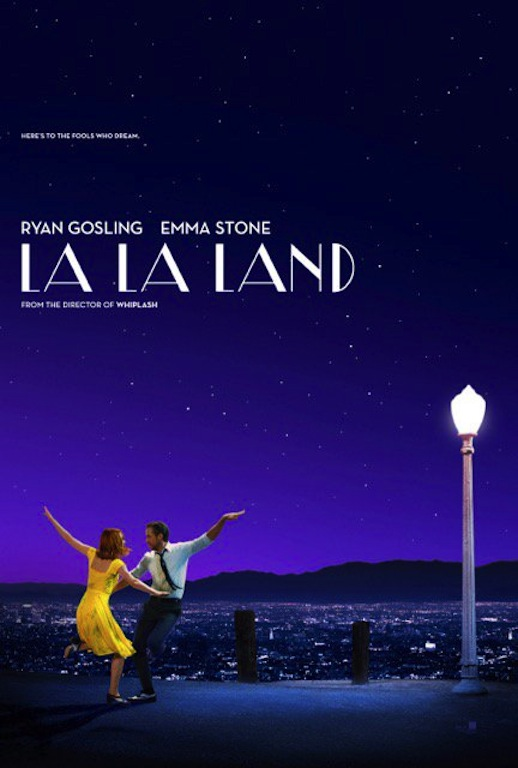 la la land great poster