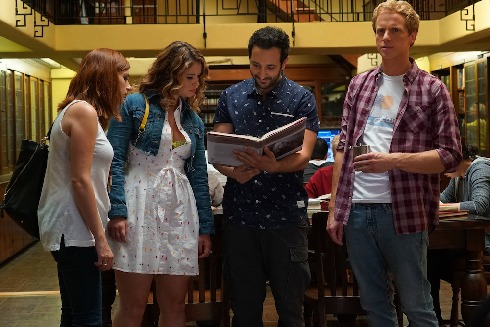 "'You're The Worst' Recap: Episode 3.6 ""The Last Sunday Funday"""