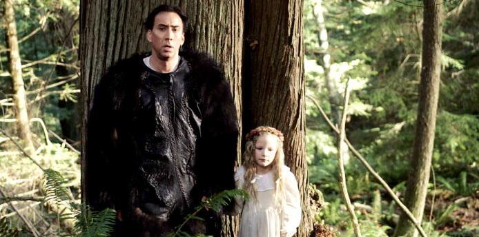 THE WICKER MAN, Nicolas Cage, Erika-Shaye Gair, 2006, (c) Warner Brothers