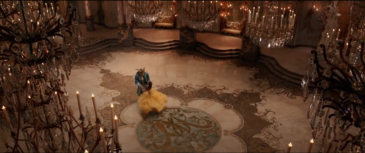 New Trailer For 'Beauty And The Beast'