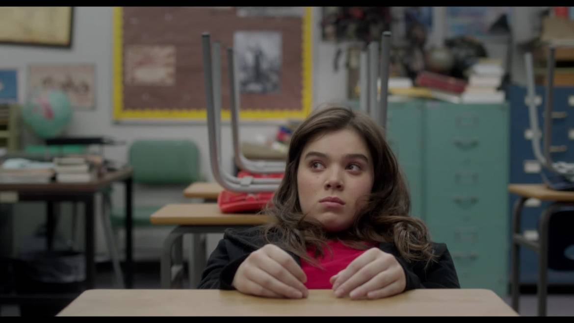 'The Edge of Seventeen' Review