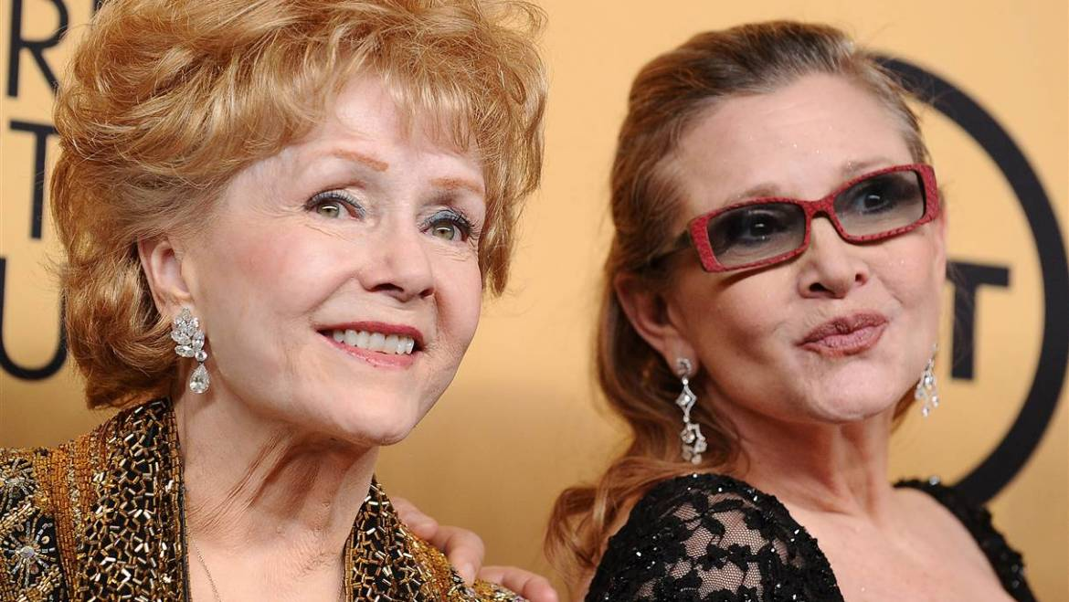 BREAKING NEWS: Debbie Reynolds, 50s Star And Mother To Carrie Fisher, Dead At 84