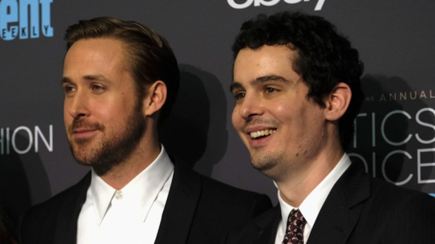 Ryan Gosling And Damien Chazelle Reteam For Neil Armstrong Biopic