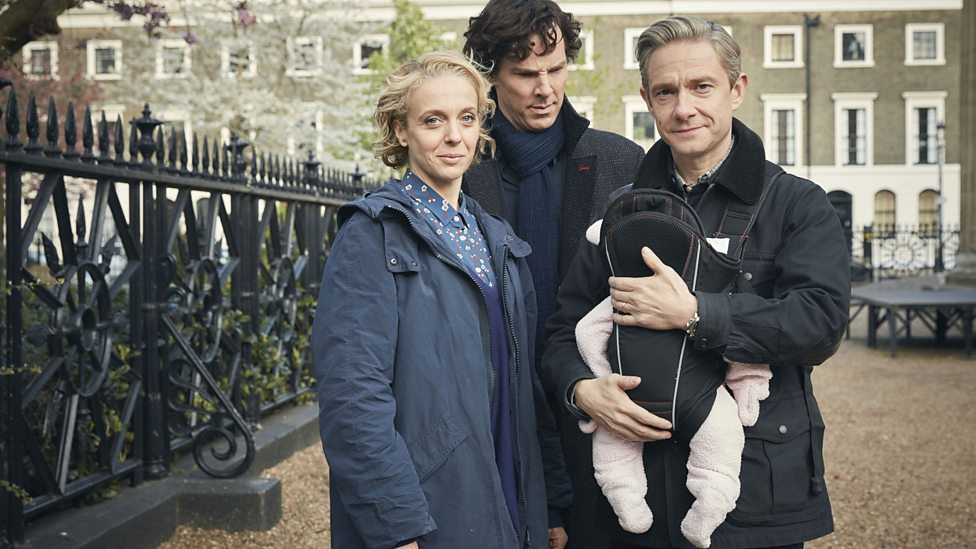 'Sherlock' Series Four Recap
