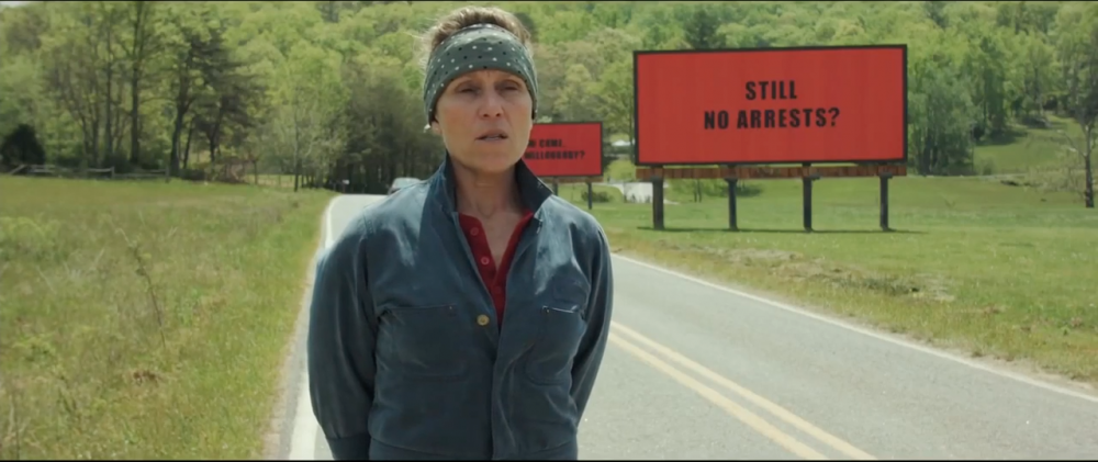 'Three Billboards Outside Ebbing, Missouri' Trailer