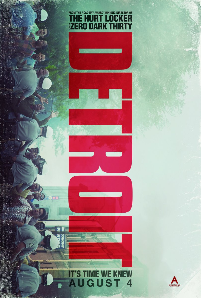 Kathryn Bigelow's 'Detroit' Should Be The Film Of The Year