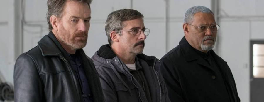 'Last Flag Flying' And Steve Carell Enter The Oscar Race At NYFF