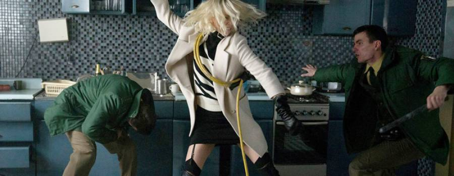 'Atomic Blonde' Review