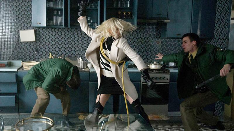 'Atomic Blonde' Review