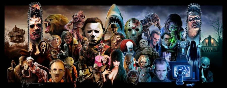 Sacred Walloween: Top Ten Movie Monsters