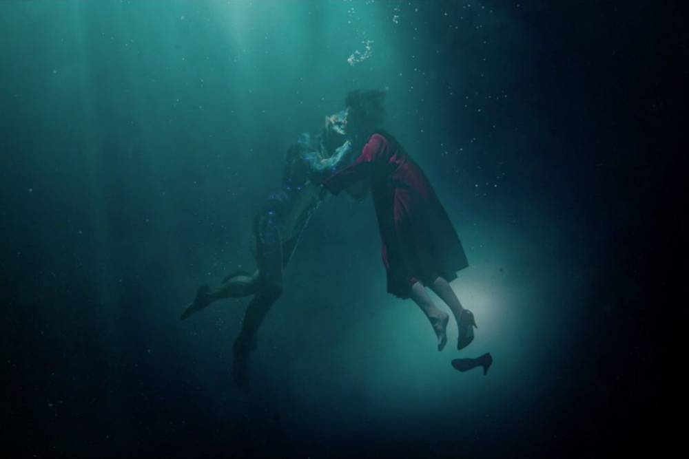 'The Shape Of Water' Review