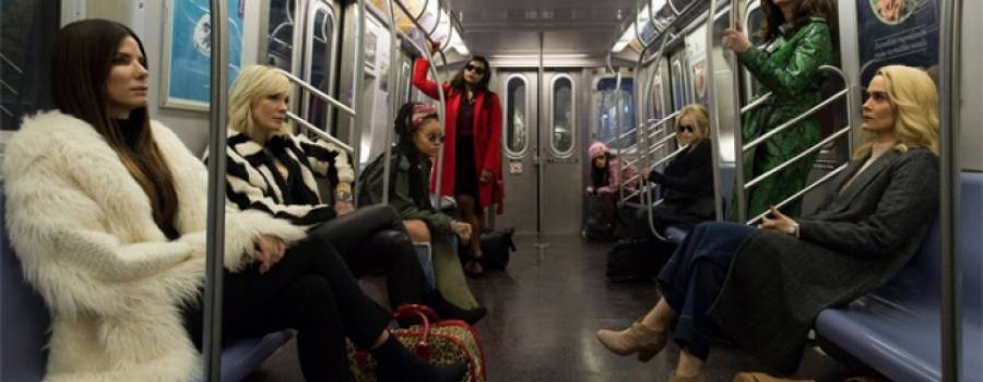 'Ocean's Eight' Review
