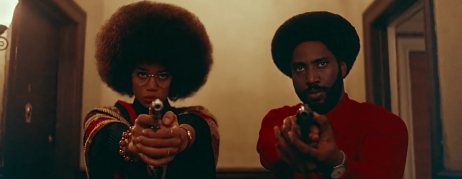 'BlacKkKlansman' Review