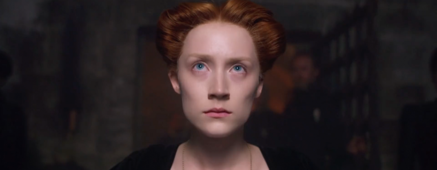 'Mary Queen Of Scots' Trailer