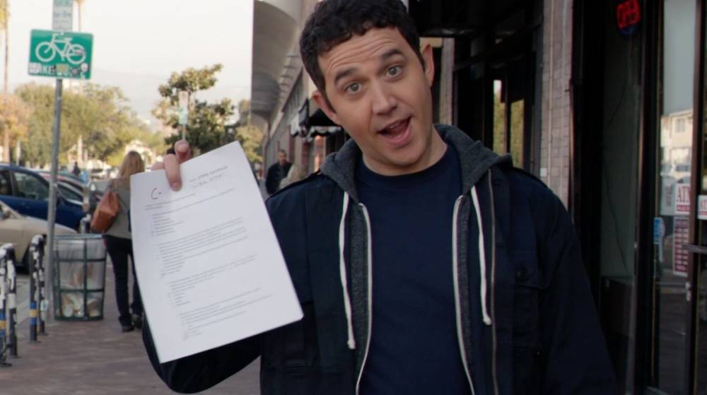 Greg Will Be Returning To 'Crazy Ex-Girlfriend's' Final Season…With A Twist