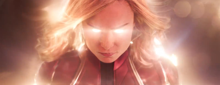 'Captain Marvel' Trailer
