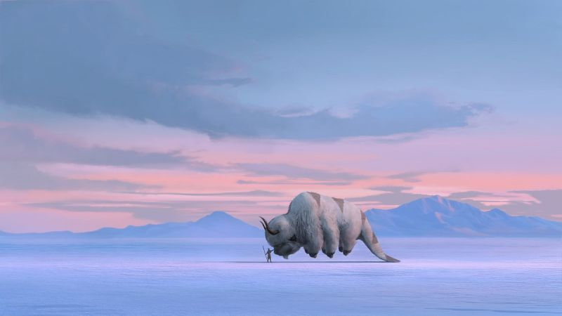 A Live-Action 'Avatar: The Last Airbender' Is Coming To Netflix, Life Is Good