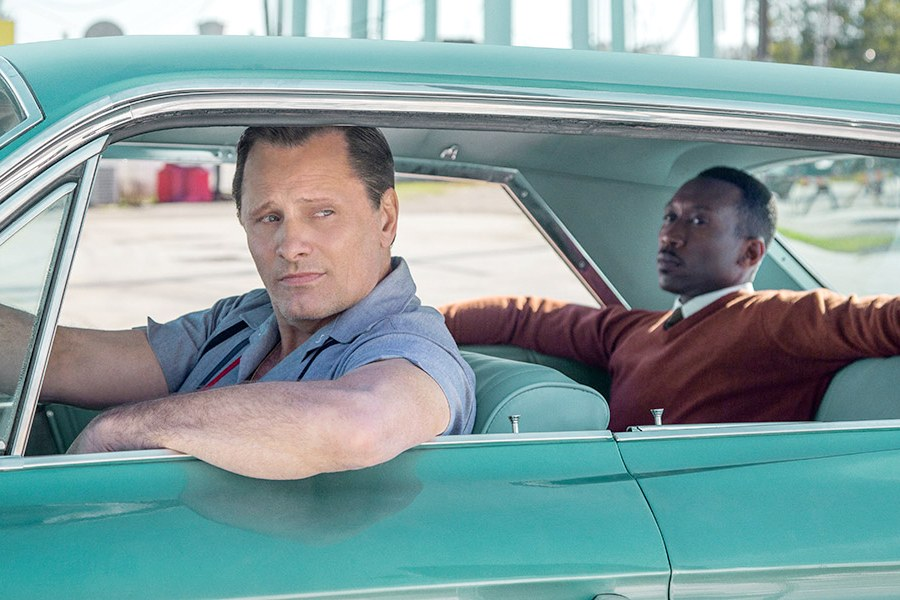 'Green Book' Wins The TIFF People's Choice Prize