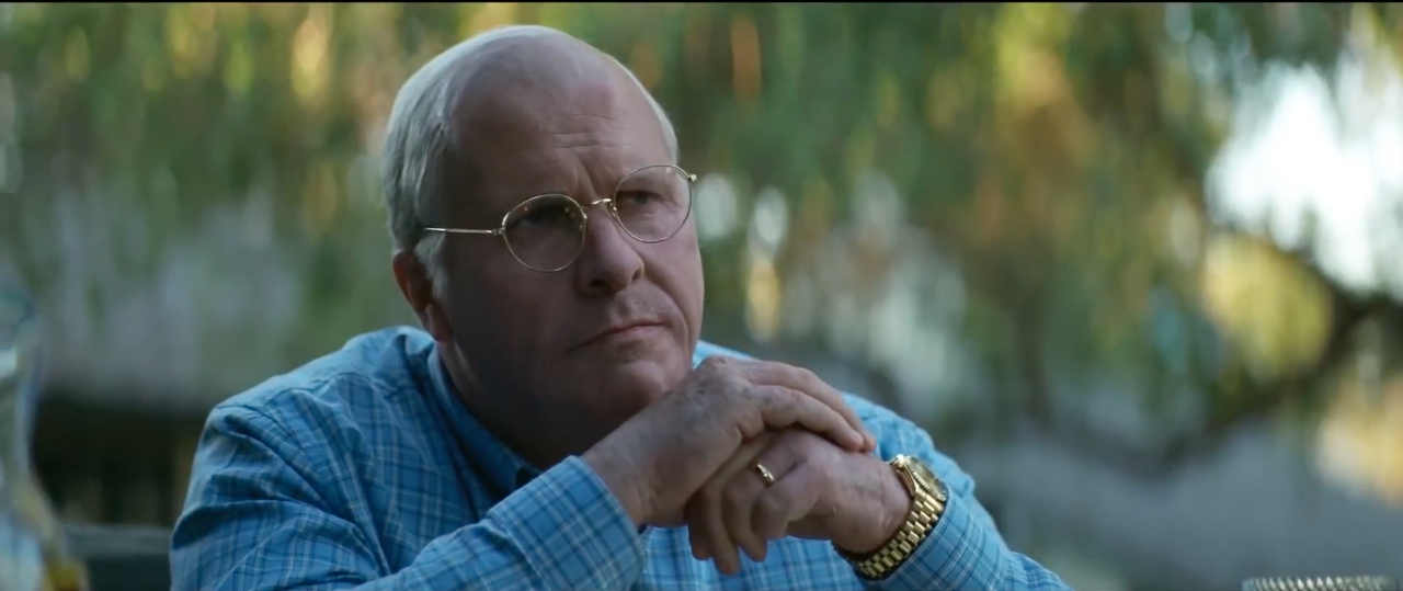 'Vice' Premieres To Rave Reviews; Watch The Trailer Now