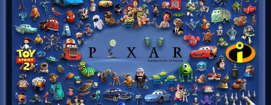 """Wednesday"" Listicle: Top Ten Pixar Characters"