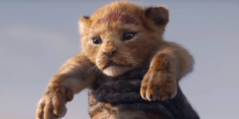 'The Lion King' Trailer