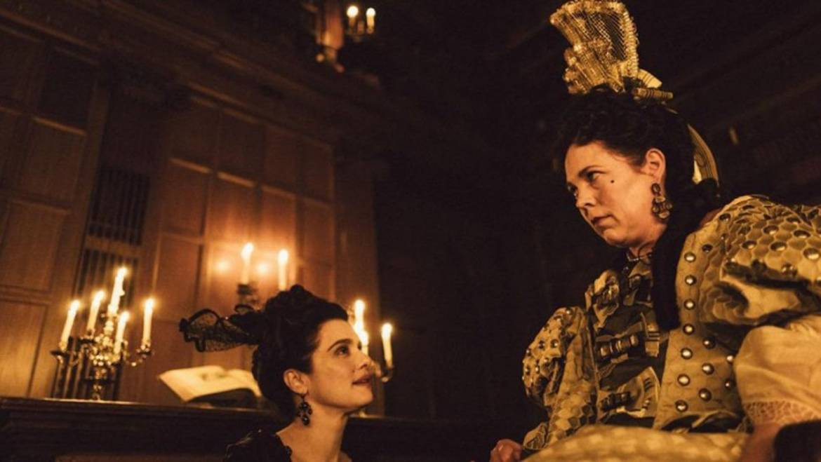 'The Favourite' Review