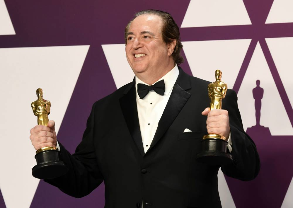 'Green Book' Writer Nick Vallelonga Announces 'That's Amore!' As His Oscar Follow-Up