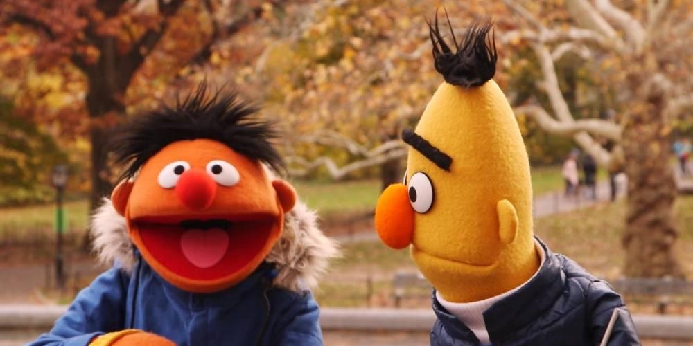 Bo Burnham Will Write The Songs For Upcoming 'Sesame Street' Movie