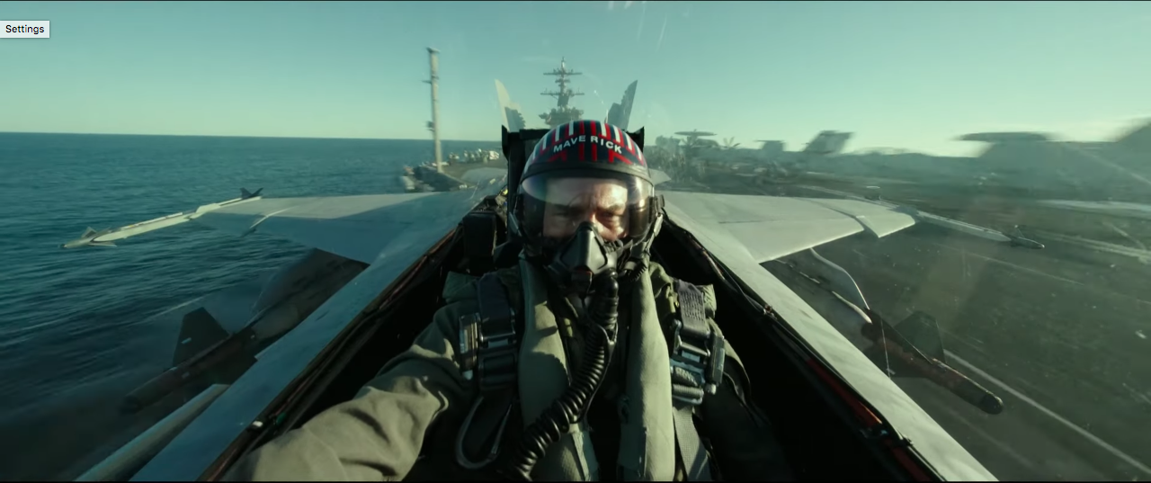 'Top Gun: Maverick' Trailer