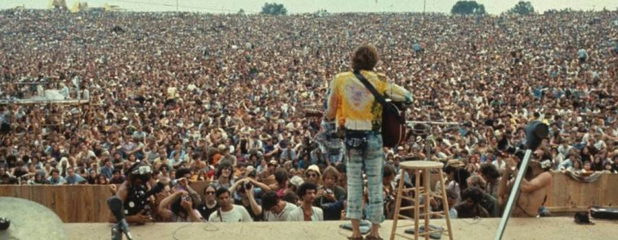 Wednesday Listicles: Top Ten Woodstock Performances