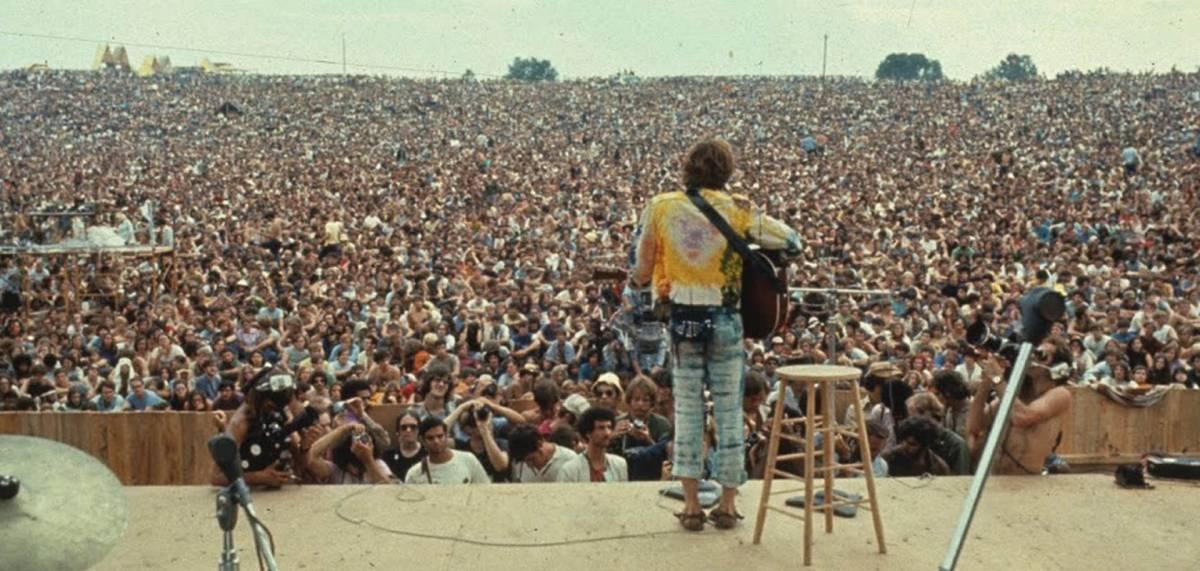 Wednesday Listicles: Top Ten Woodstock Performances