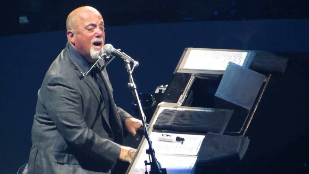 A TV Series Based On Billy Joel's Music Is Currently In The Works