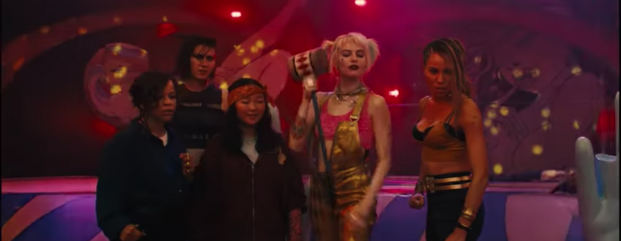 'Birds Of Prey' Trailer