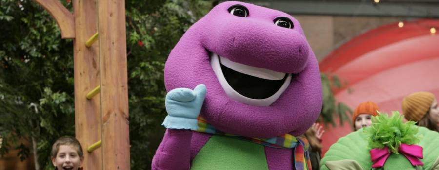 Academy Award Nominee Daniel Kaluuya To Produce And Star In A New 'Barney The Dinosaur' Movie