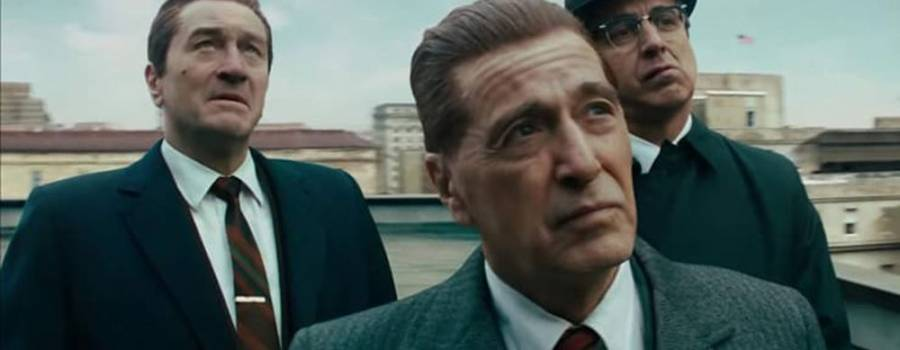 'The Irishman' Wins New York Film Critics Circle Award For Best Film