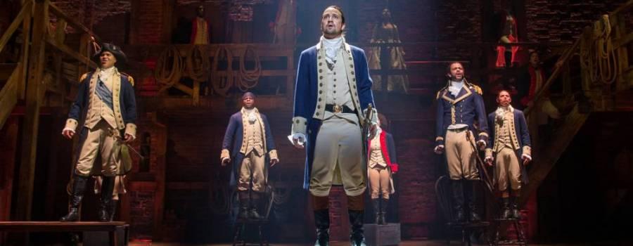 BREAKING NEWS: Filmed 'Hamilton' Production Deemed Academy Award Eligible