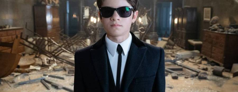 'Artemis Fowl' Review