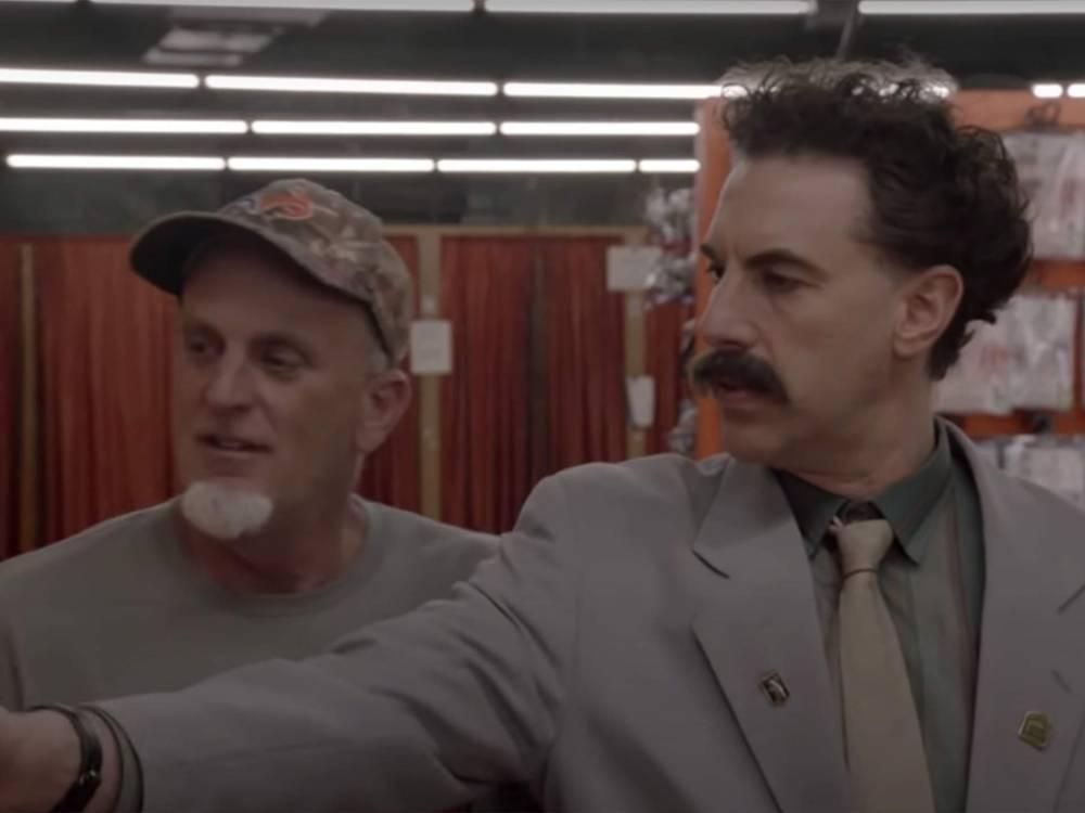 'Borat Subsequent Moviefilm' Trailer